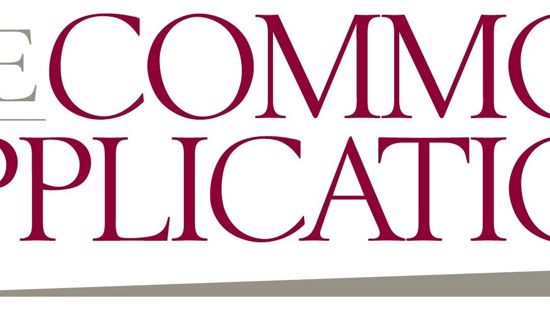 The 2016 Common Application is Live!