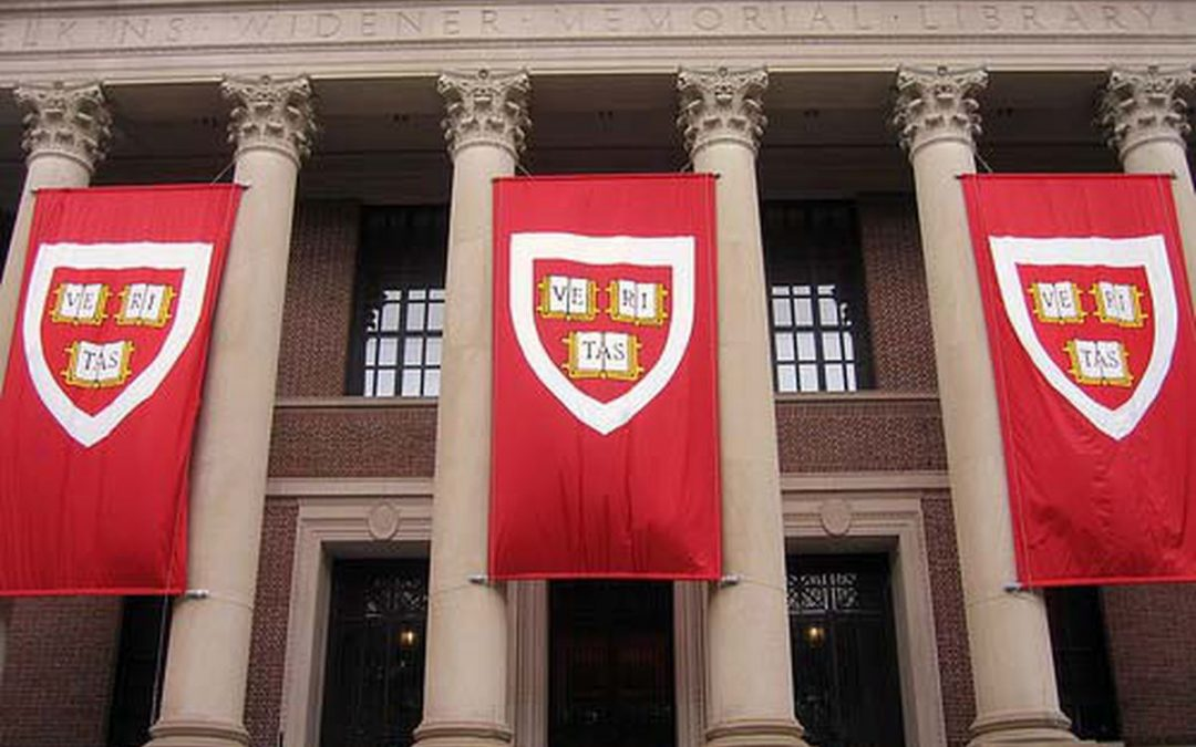 Harvard Campaigns to Change College Admissions