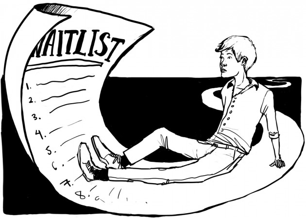 Waitlisted? Don't Sit Around and Wait